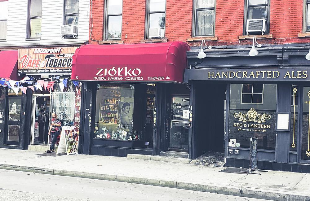 polski sklep w nowym jorku greenpoint brooklyn
