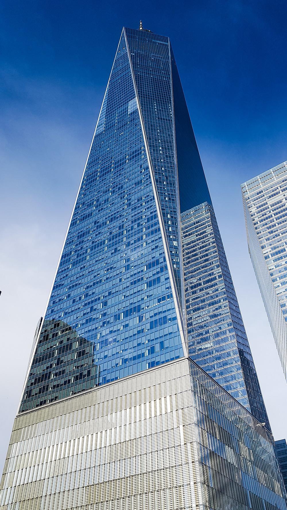 one world trade center nowy jork new york usa manhattan wtc