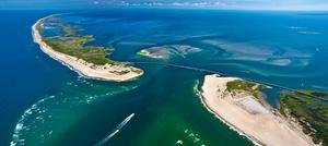 outer banks obx north carolina usa ameryka stany zjednoczone wyspy raj laguna atlantyk