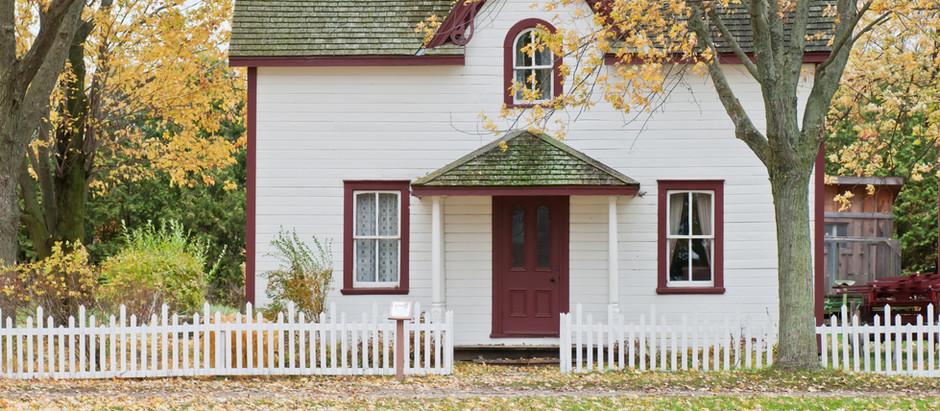 Domy w NC, które chętnie byśmy kupili