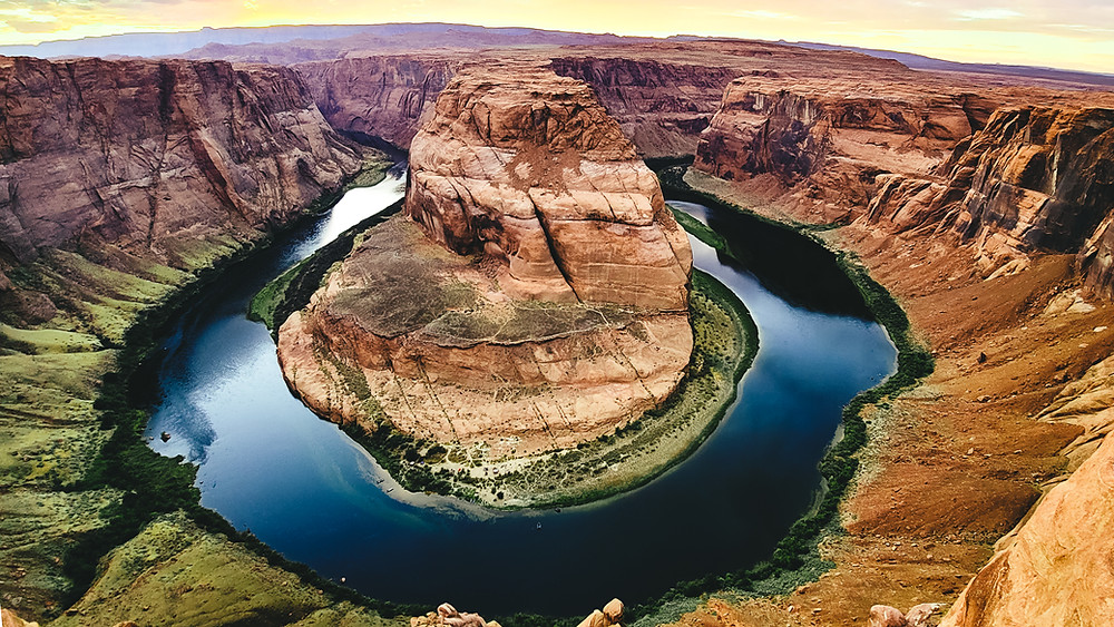 horseshoe bend arizona grand canyon