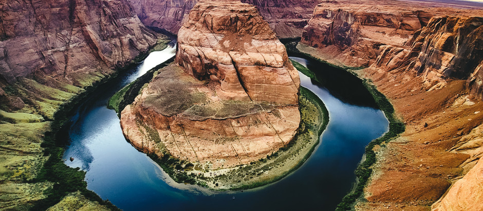 #roadtripretro - Grand Canyon / Horseshoe Bend