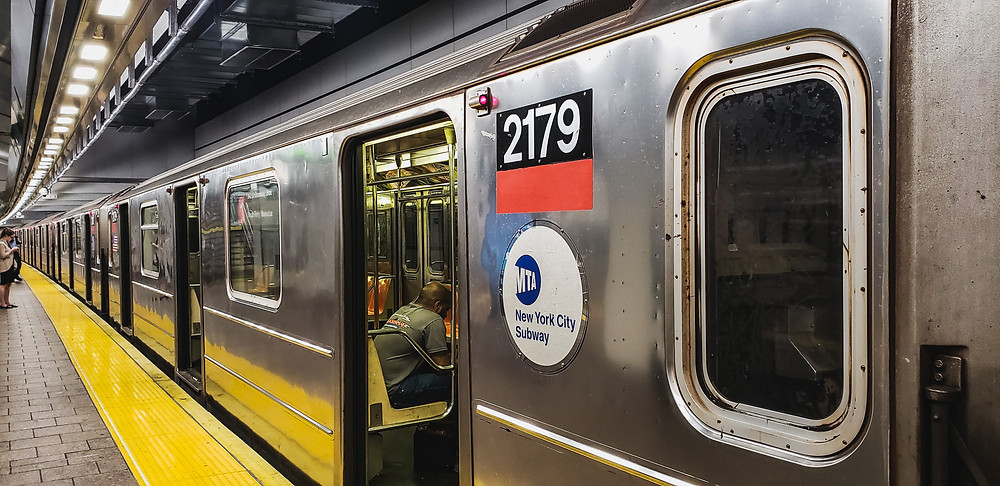 new york metro podziemie subway usa nyc ameryka