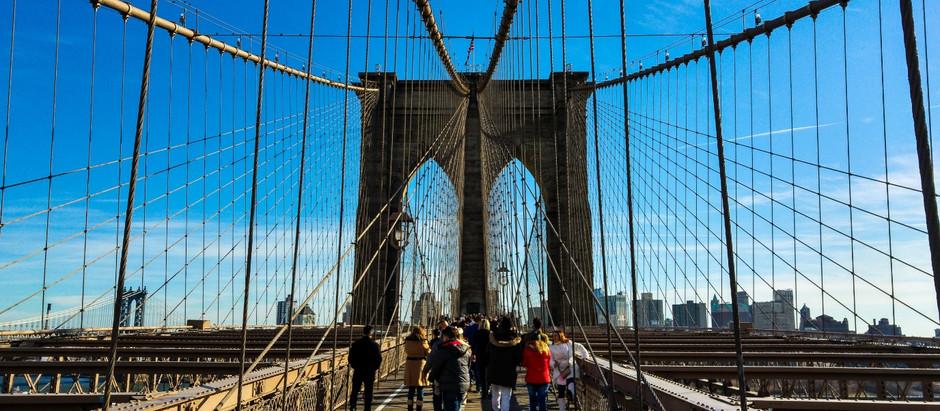 Nowy Jork - spełniamy nasze największe amerykańskie marzenie (część 1)