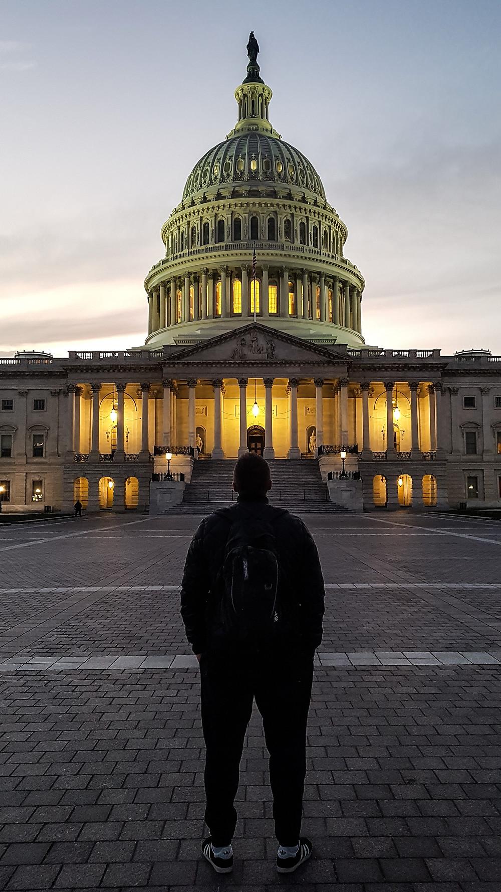 us capitol kapitol waszyngton washington dc usa ameryka stany zjednoczone