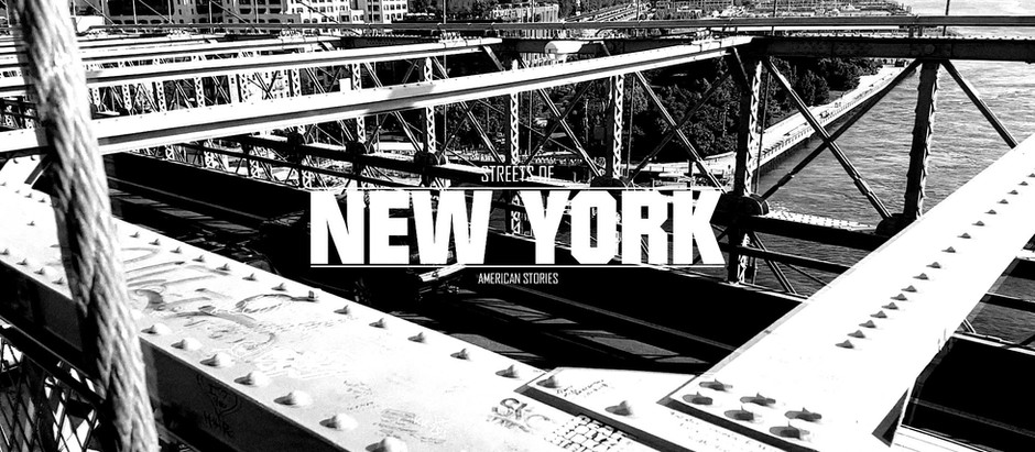 STREETS of NEW YORK - nowy film