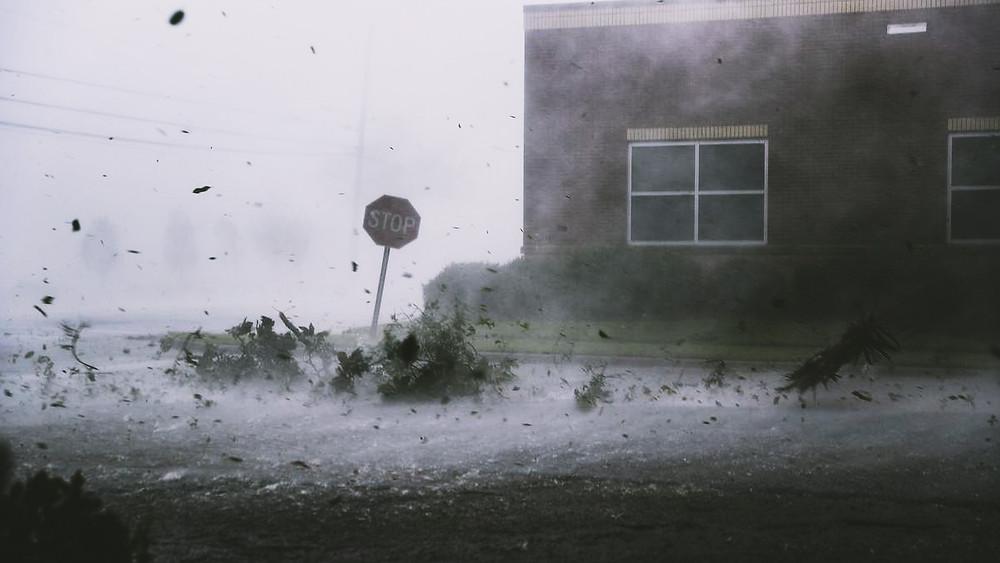 huragan Michael na Florydzie