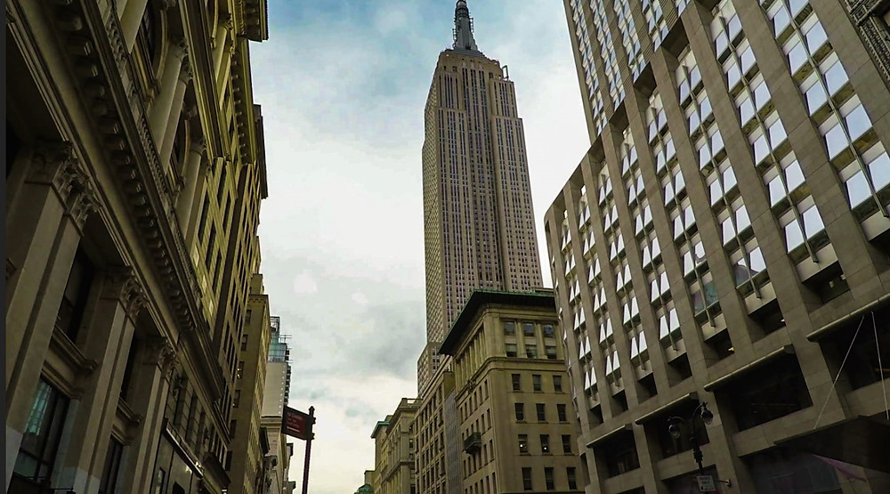 empire state building new york nowy jork usa manhattan