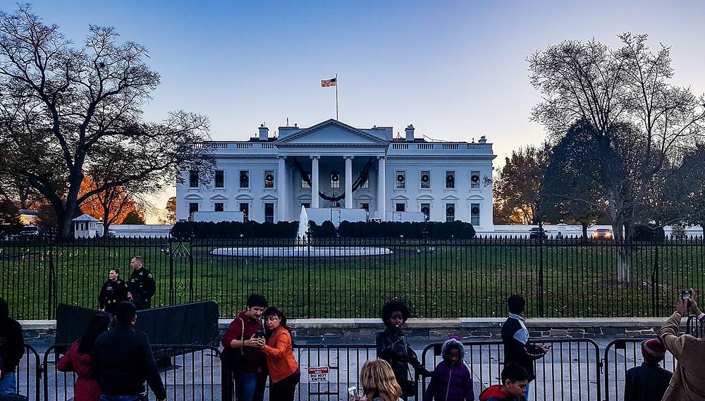 white house biały dom usa ameryka stany zjednoczone washington waszyngton stolica usa