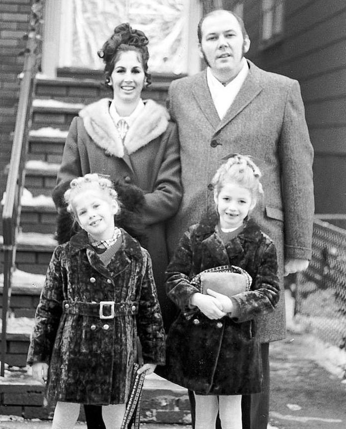 richard kuklinski z rodziną