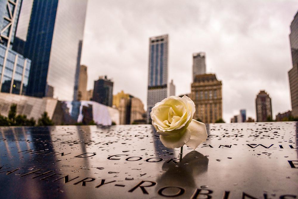 Ground zero Nowy Jork Manhattan wtc