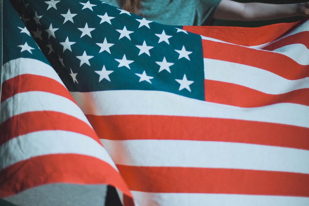 flaga stanów zjednoczonych flaga usa ameryka