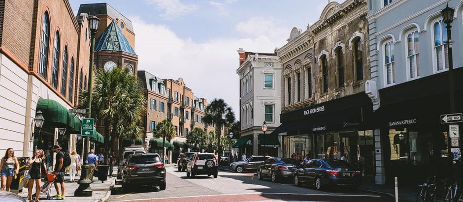 Charleston - perła Karoliny Południowej