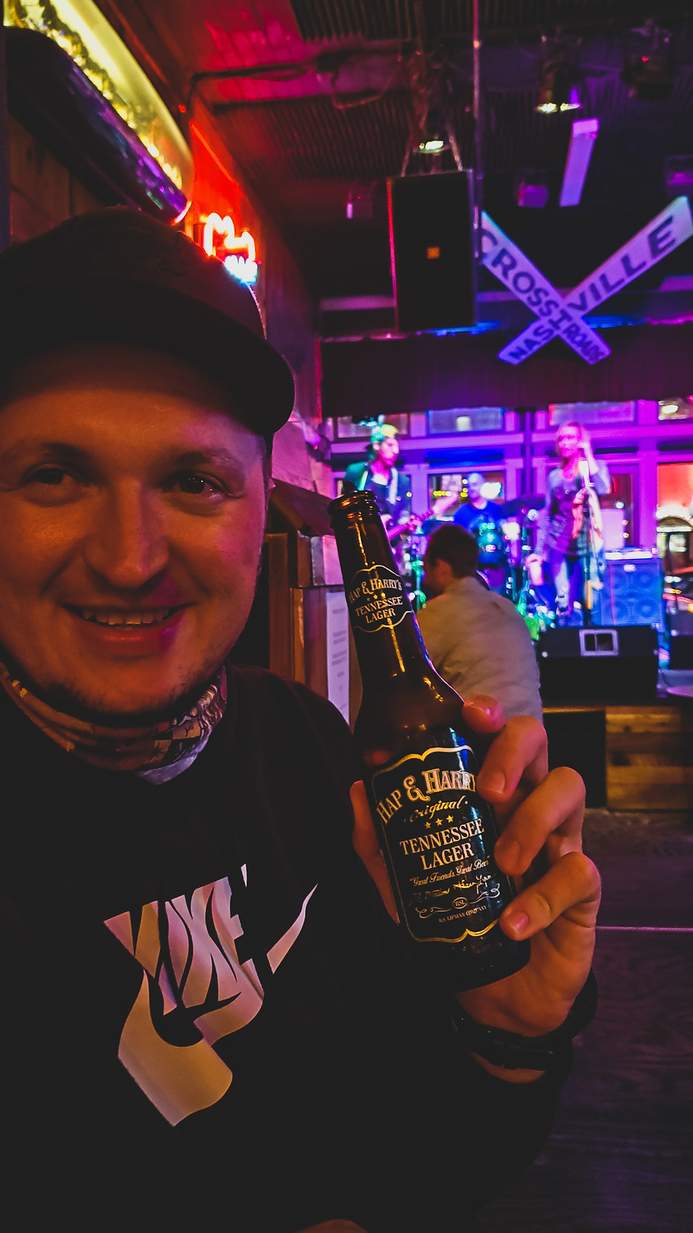 Nashville Tennessee bar knajpa lokal USA