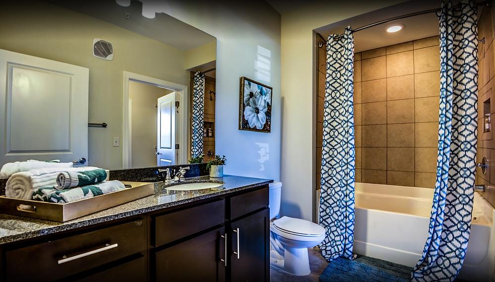 łazienka bathroom mieszkanie w usa ameryka stany zjednoczone toaleta