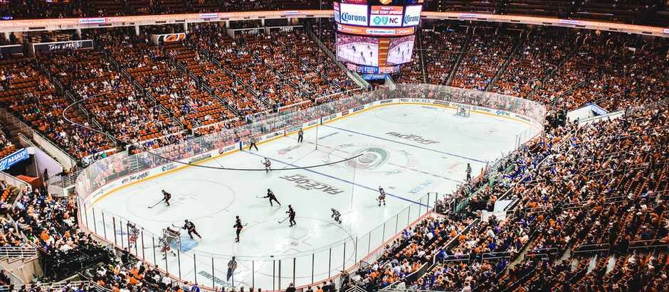 NHL - heavy metal na lodzie