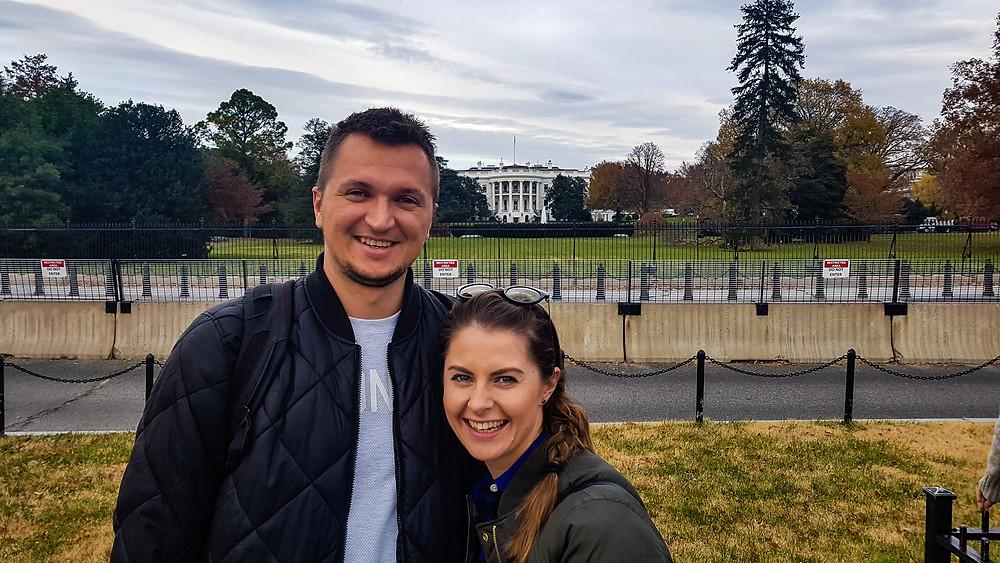 white house biały dom usa ameryka stany zjednoczone washington dc stolica capital city