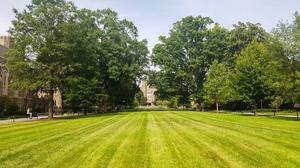 Duke University Durham North Carolina Karolina Północna USA Ameryka