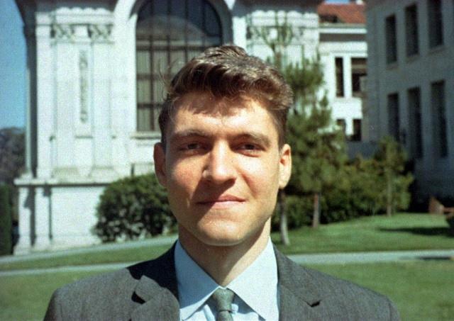 Ted Kaczynski na Uniwersytecie w Berkeley