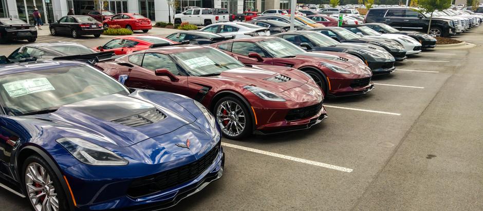 Kupno auta w USA - nasz pierwszy amerykański deal
