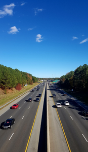 autostrada I-40 north carolina coast to coast highway ameryka usa stany zjednoczone