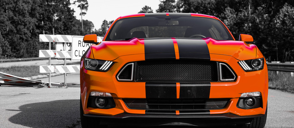 Sprzedaliśmy Mustanga!
