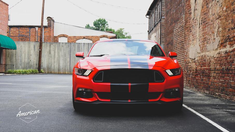 Nasz Ford Mustang