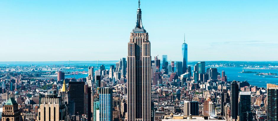 Nowy Jork (część 2) - spacer po Manhattanie