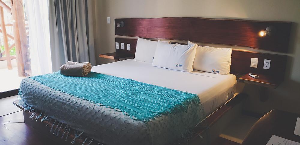 pokój hotelowy w Tulum