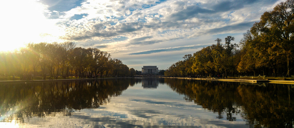 Washington DC - jak wygląda stolica Ameryki? cz.2