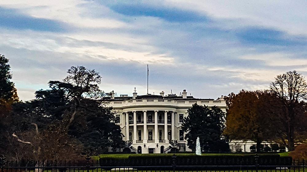 white house washington dc usa biały dom waszyngton ameryka stany zjednoczone