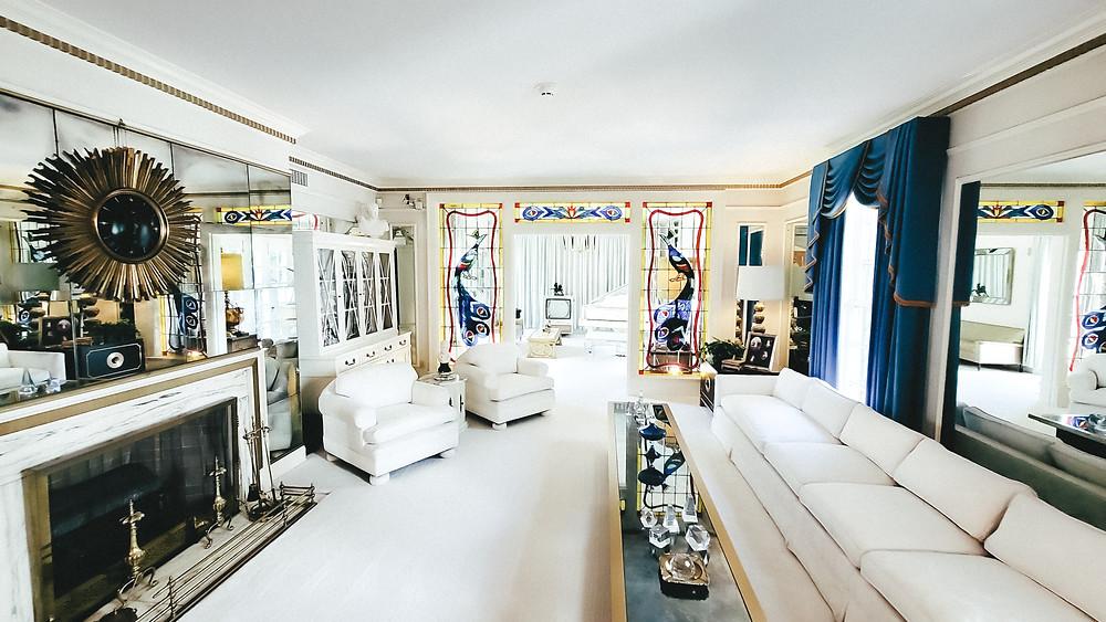 graceland room pokój elvis presley