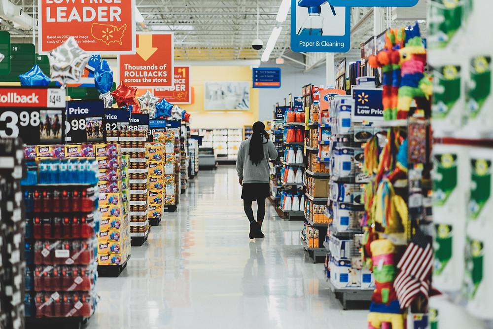 sklep store zakupy shopping market produkty groceries