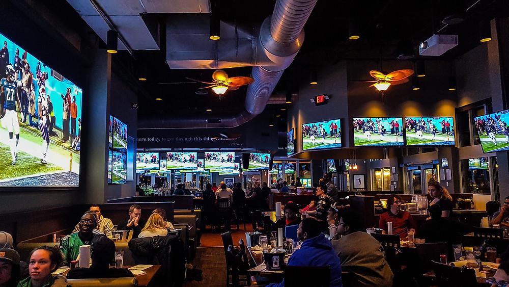 hickory knajpa bar usa stany zjednoczone ameryka amerykański lokal życie w usa