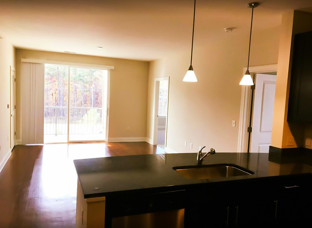 libing room pokoje w usa mieszkanie ameryka stany zjednoczone dom apartament