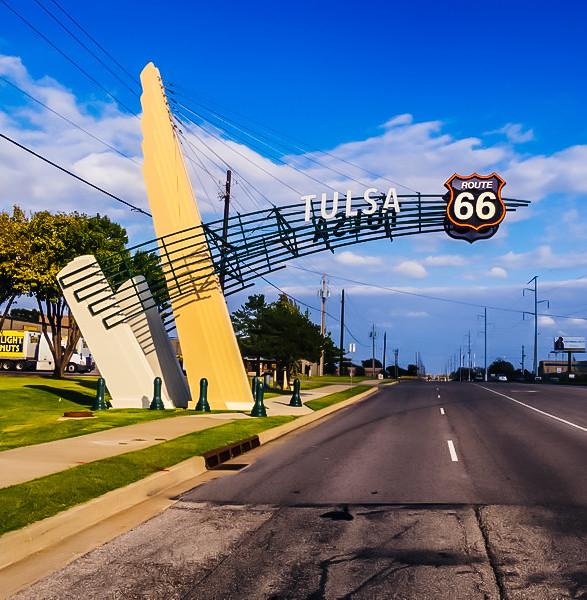 route 66 tulsa oklahoma