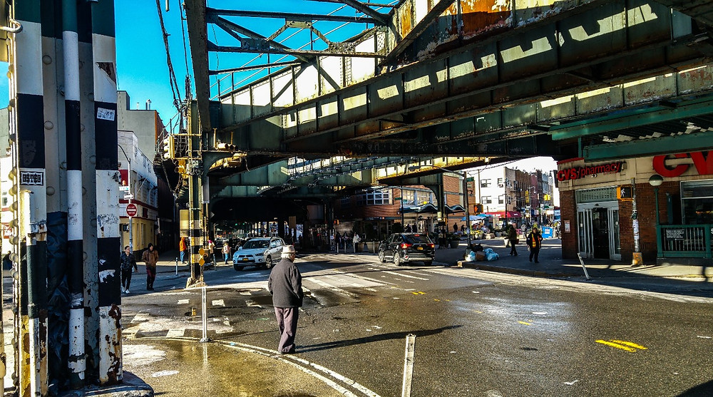 new york queens nowy jork usa ameryka streetphotography