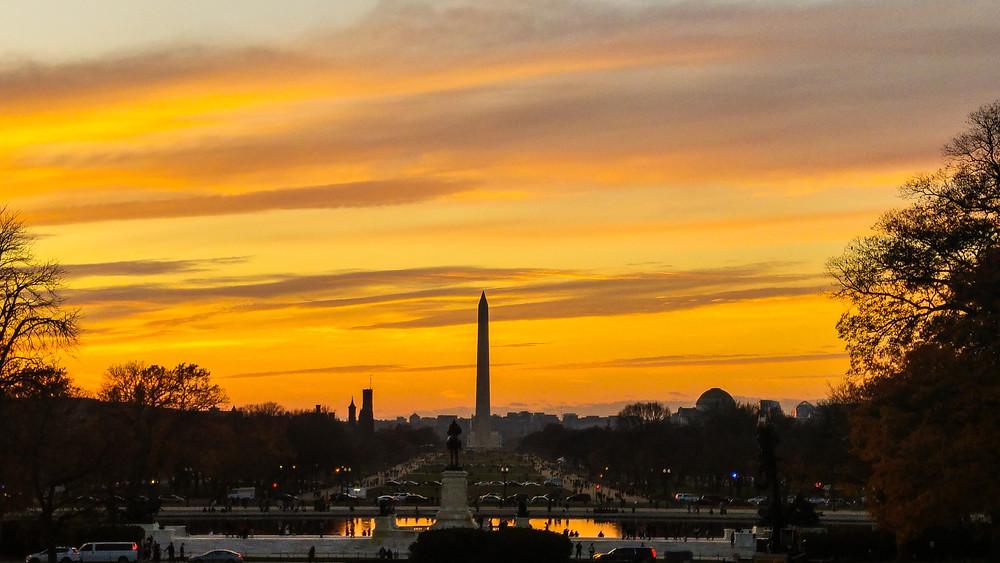 pomnik waszyngtona washington memorial usa ameryka stany zjednoczone
