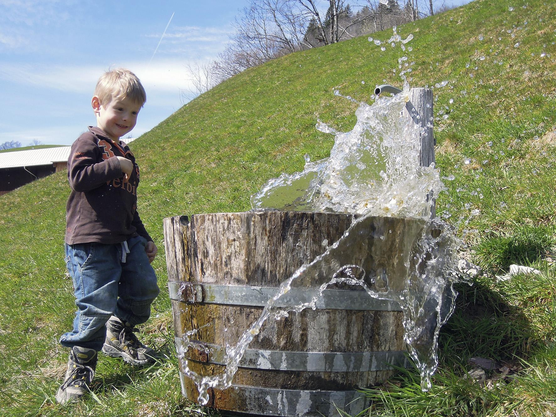 Weissenberge Erlebnis Brunnen