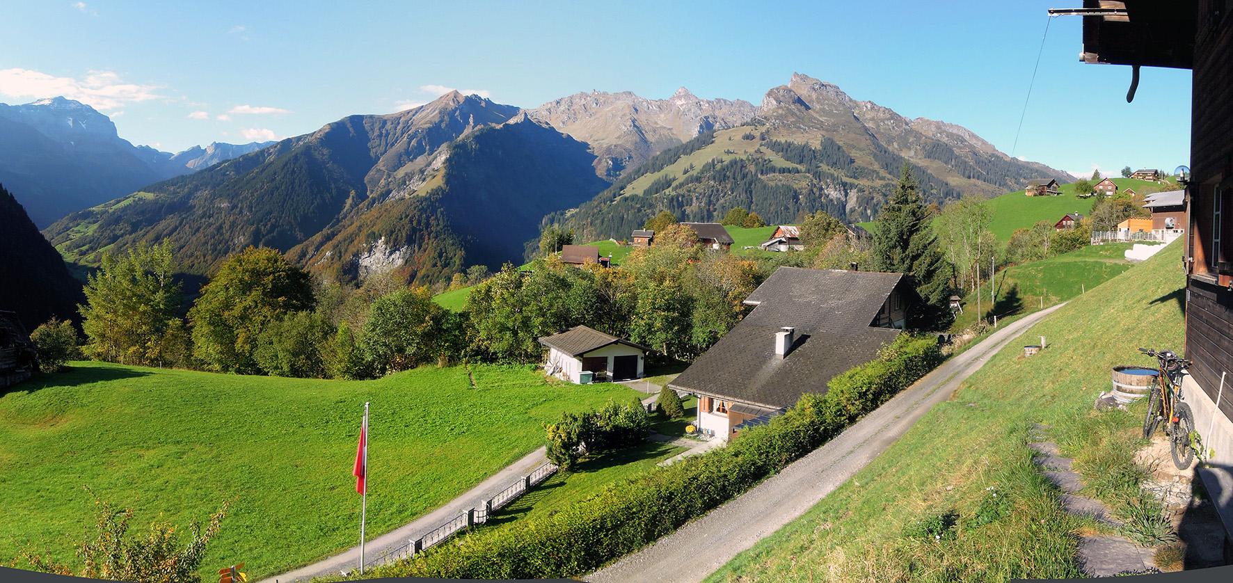 Weissenberge West Panorama