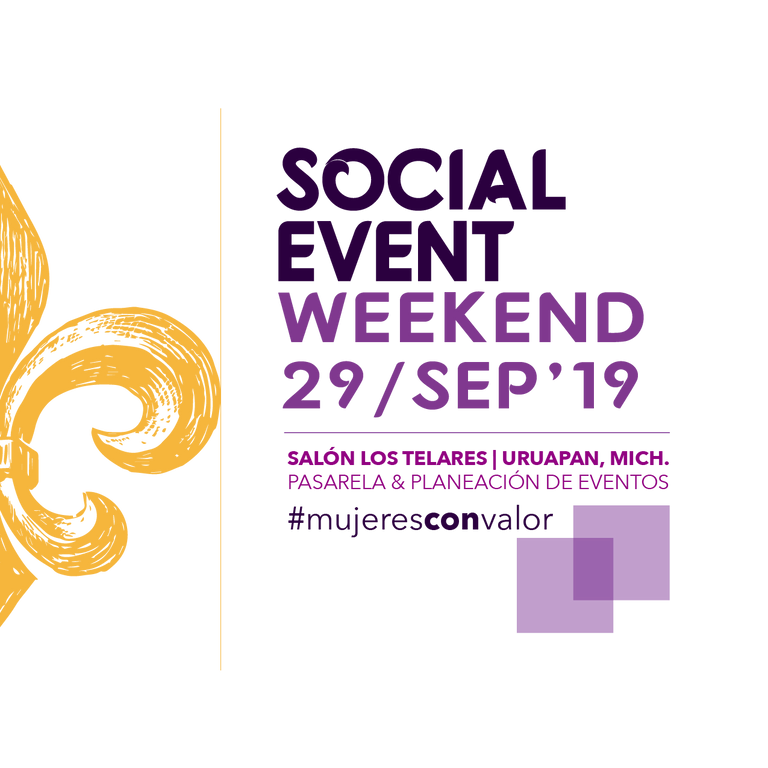 Social Event Weekend