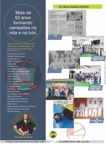 Historia do Gão Mestre José de Oliveira - pag 6