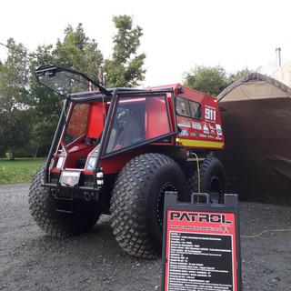 Presentation Patrol ATAC-V