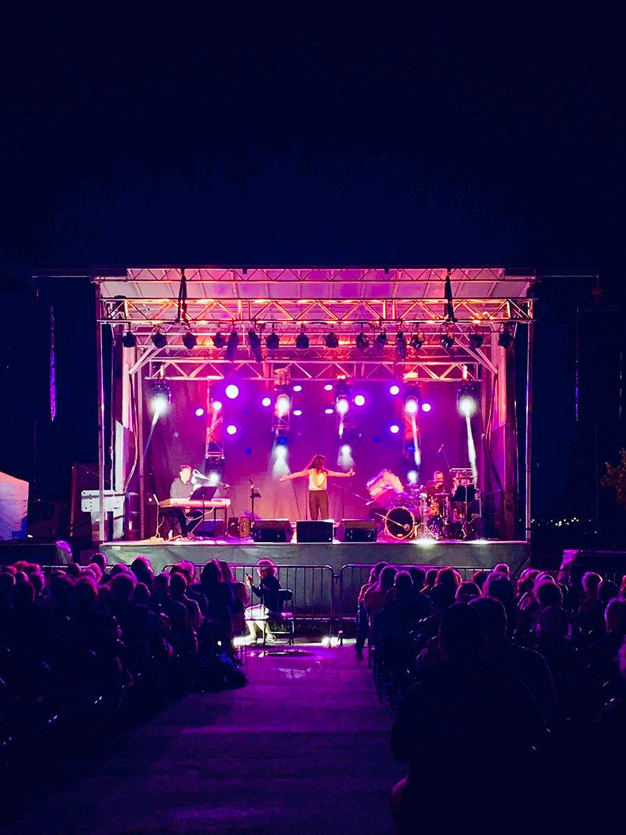 Festivals et spectacles