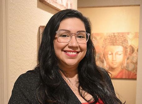 Johana Colmenares, medical clinic manager