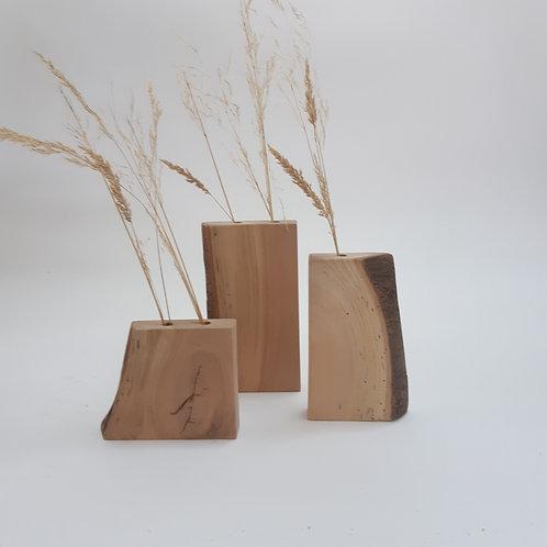 3 vases Griotte
