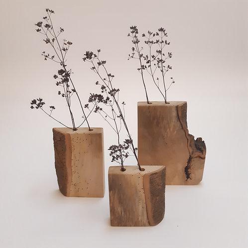 Trois vases Vaucluse