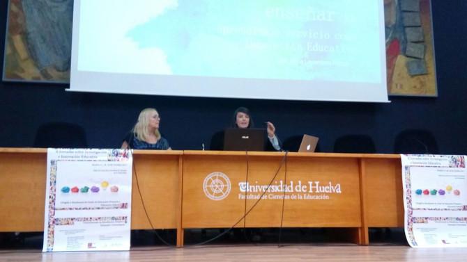 doingforGOOD en las II Jornadas de Innovación Educativa