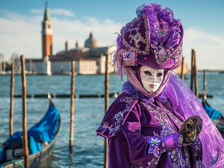 Carnival of Venice (8th to 25th of February 2020)