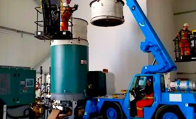 Clayton E-Series Boiler